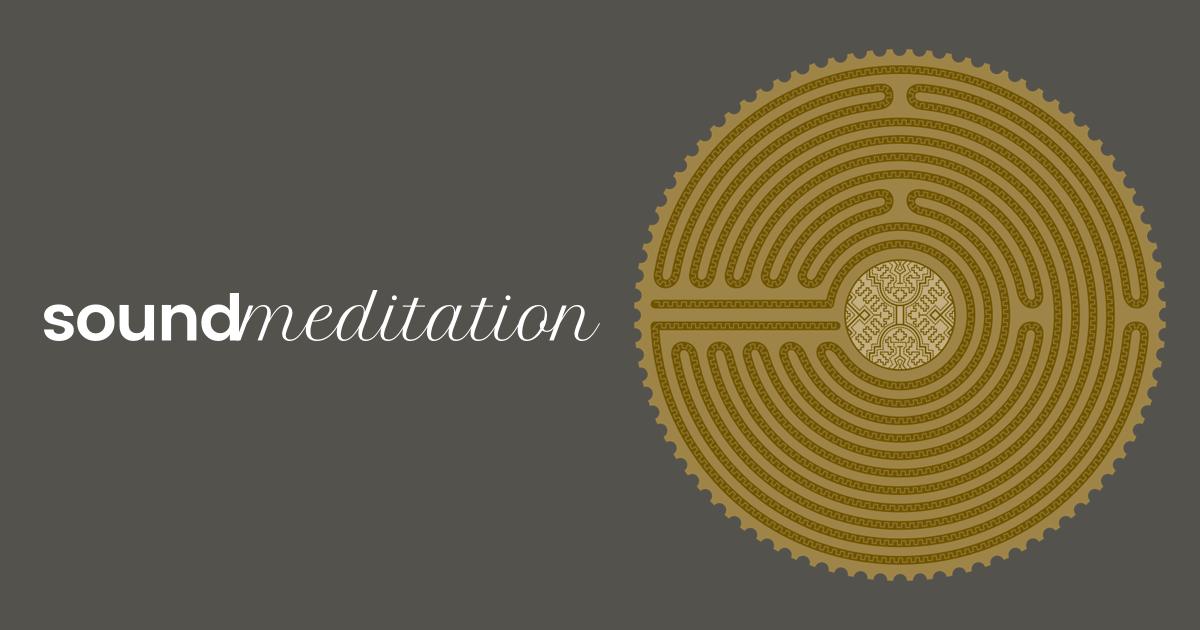 Sound Meditation labyrinth